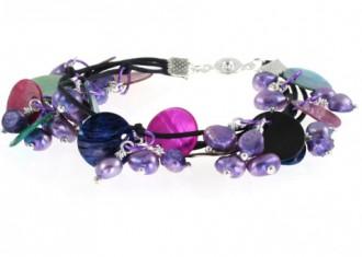 Shell-Pearl-Bracelet